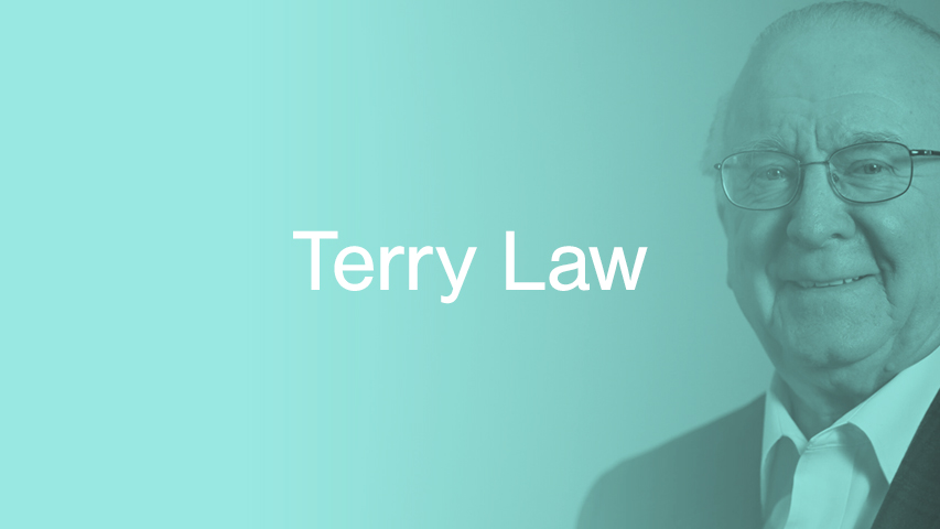Guest speaker: Terry Law